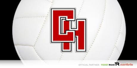 Cuyahoga Heights vs Lincoln-West Varsity Football Tickets