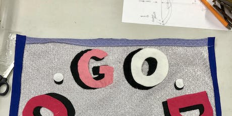 Banner Making Workshop-Adult: dlr LexIcon Gallery tickets