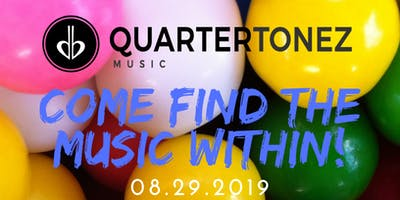Come Meet the Quartertonez Team!