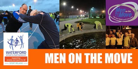 Men on the Move - Waterford City - Oct 2019 tickets