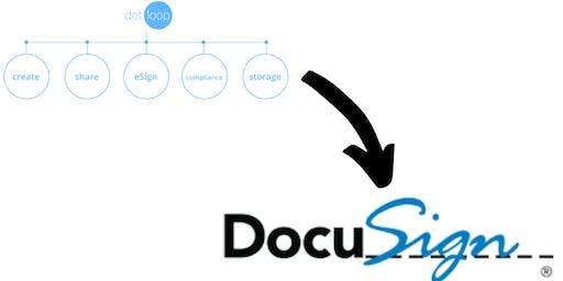 Transitioning From Dotloop To DocuSign w/ Jillian & Brooke 2:00PM-3:00PM