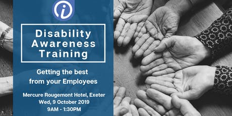 Getting the best from your employees - Disability Awareness Training-Exeter tickets
