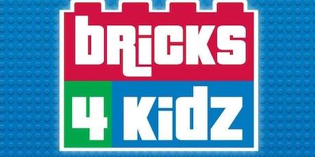 CAN Bricks 4 Kidz Week 3/5 tickets