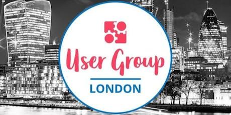 Camunda User Group London Meetup tickets