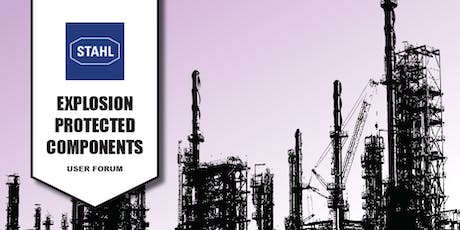 R. Stahl Explosion Protected Components User Forum - Presented by Rexel tickets