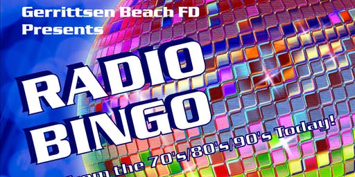 Radio Bingo - Gerrittsen Beach Fire Department