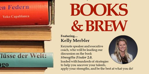 Books & Brew (SMA South Florida's HR Book Club Event)