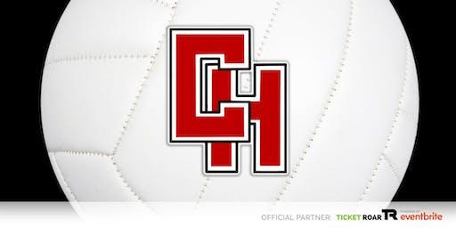 Cuyahoga Heights vs Trinity Varsity Volleyball
