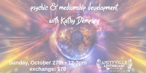Psychic Mediumship Development Workshop