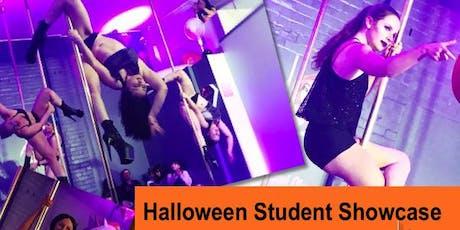 2019 Halloween Student Showcase @ Diamond Class Pole and Fitness Hobart tickets
