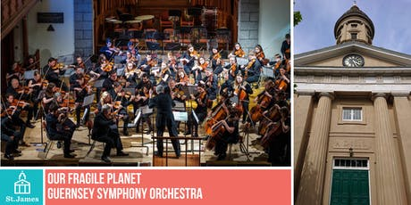 The Guernsey Symphony Orchestra tickets