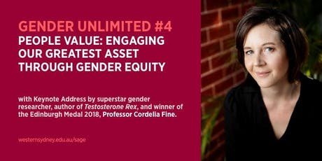 People Value: Engaging Our Greatest Asset Through Gender Equity (Gender UNLIMITED* #4) tickets