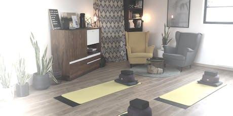 Ontspannende Yang Yoga met Lyuba Byessonova tickets