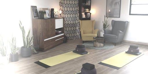 Ontspannende Yang Yoga met Lyuba Byessonova