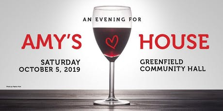 An Evening for Amy's House tickets