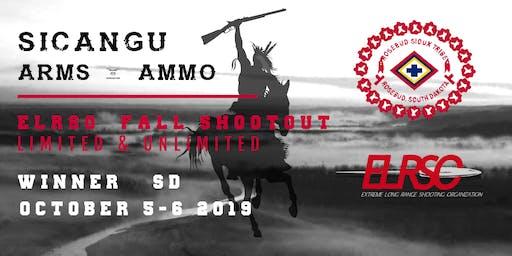 SICANGU Arms & Ammo ELRSO Fall Shootout