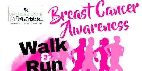 Breast Cancer Walk & Run tickets