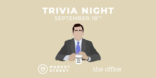The Office Trivia at Market Street - The Woodlands