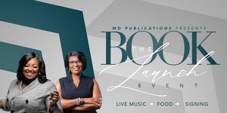 """""""The Book Launch Event"""" tickets"""