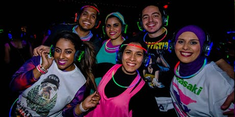 Old School 80's/90's Silent Disco Party With Cupid's Charity tickets