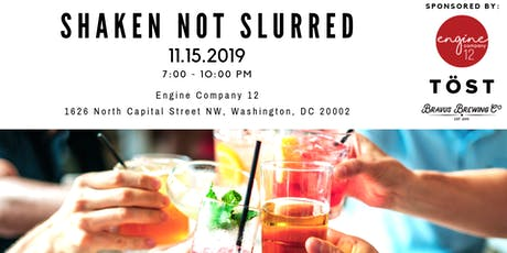 Shaken Not Slurred tickets
