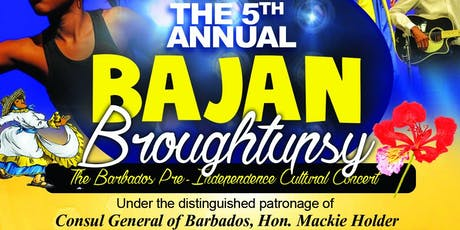 Bajan Broughtupsy - The Barbados Pre-Independence Cultural Concert tickets