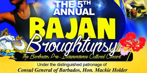 Bajan Broughtupsy - The Barbados Pre-Independence Cultural Concert