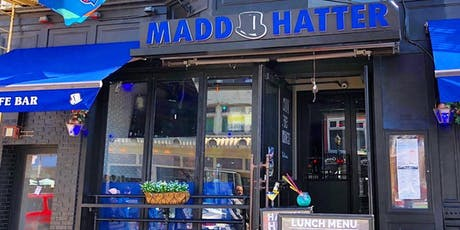 HHH September Happy Hour @ Madd Hatter tickets
