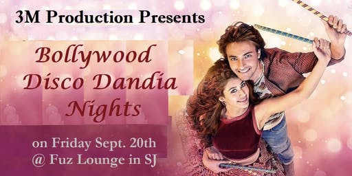 Bollywood Disco Dandia Nights