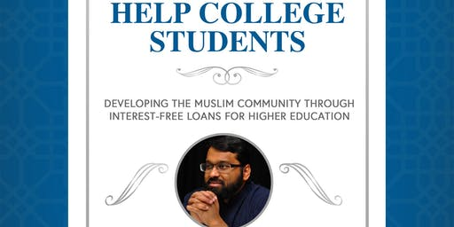 Sh. Yasir Qadhi: Fundraiser for STL Muslim College Students