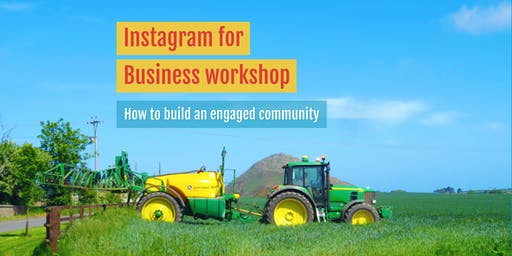 Instagram for Business Workshop 09.10.19