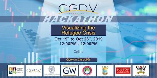 Online Data Visualization Hackathon: Visualizing the Refugee Crisis