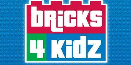 CAN Bricks 4 Kidz Week 5/5 tickets