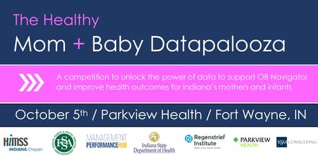 Healthy Mom+ Baby Datapalooza  tickets