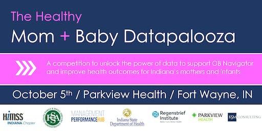 Healthy Mom+ Baby Datapalooza