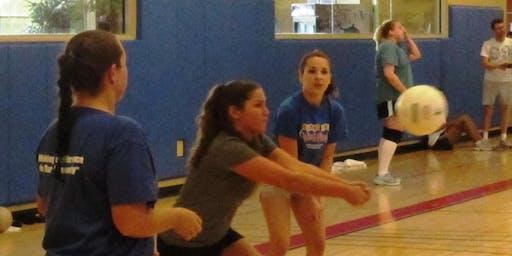 Fall Indoor Volleyball