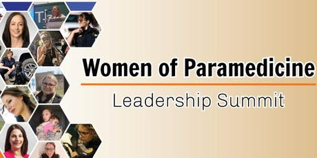 Women of Paramedicine Leadership Summit tickets