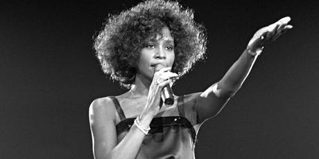 Diary of an R&B Legend: Whitney Houston tickets