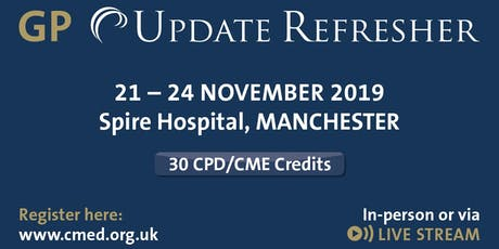GP Update Refresher (30 CPD Credits) tickets