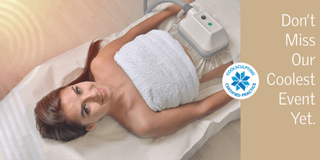 CoolSculpting with Refine tickets