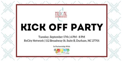 Musical Empowerment at NCCU Kick-Off Party