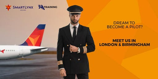 Dream to Become a Pilot? Join SmartLynx Cadet Program!