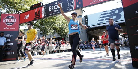 Runners' Ed: New Balance Bronx 10 Mile Membership Course Strategy tickets