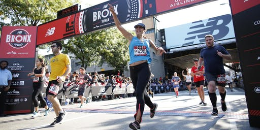 Runners' Ed: New Balance Bronx 10 Mile Membership Course Strategy
