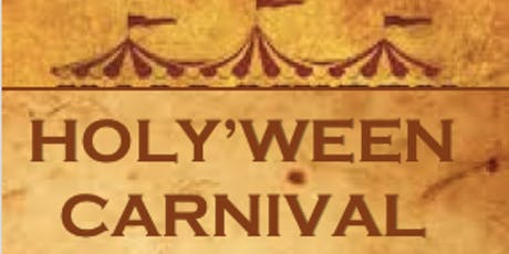Holy'Ween Carnival tickets
