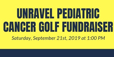 Unravel Pediatric Cancer Golf Fundraiser