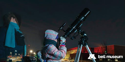 Statewide Star Party: Moon & Beyond