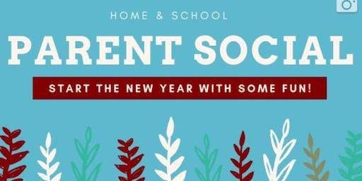 Home & School Parent Social