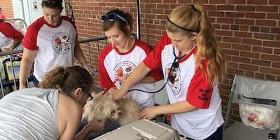 Healthy Pets Initiative: Free Vaccine & Microchip Clinic - Walk for the Animals & Walktoberfest