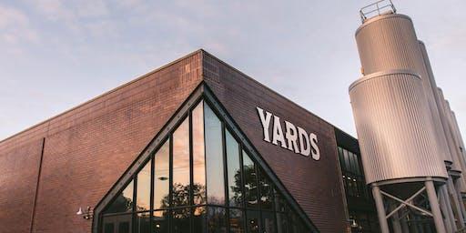 Gradfest Happy Hour @ Yards